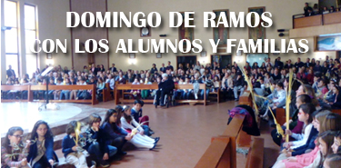 Cartel Domingo de Ramos 2016