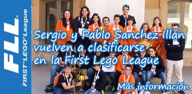 Cartel First Lego League 2016