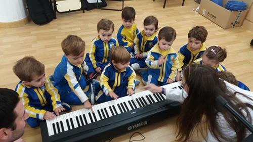 Nuestro dia a dia en la Escuela Infantil (01)