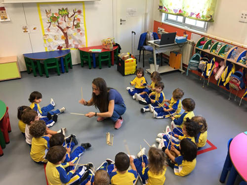 Nuestro dia a dia en la Escuela Infantil (10)