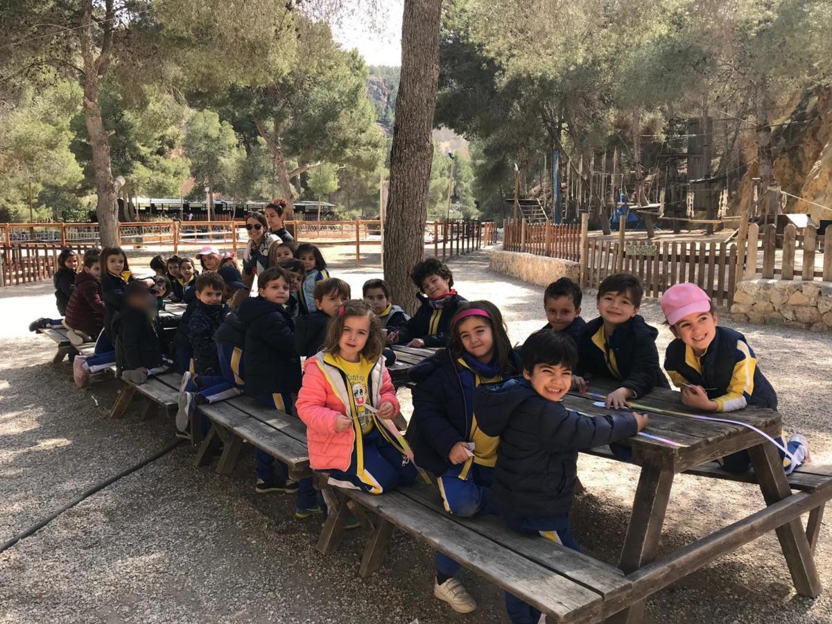 Infantil - Excursion El Valle 18-19