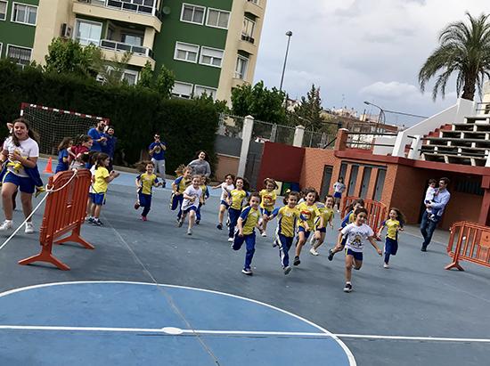 Carrera pedestre Infantil 18-19